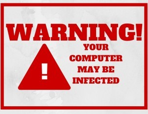Warning! Your computer may be infected